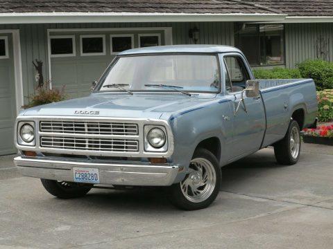 1979 Dodge D150 Custom na prodej
