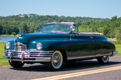 1949 Packard Super Eight Convertible na prodej