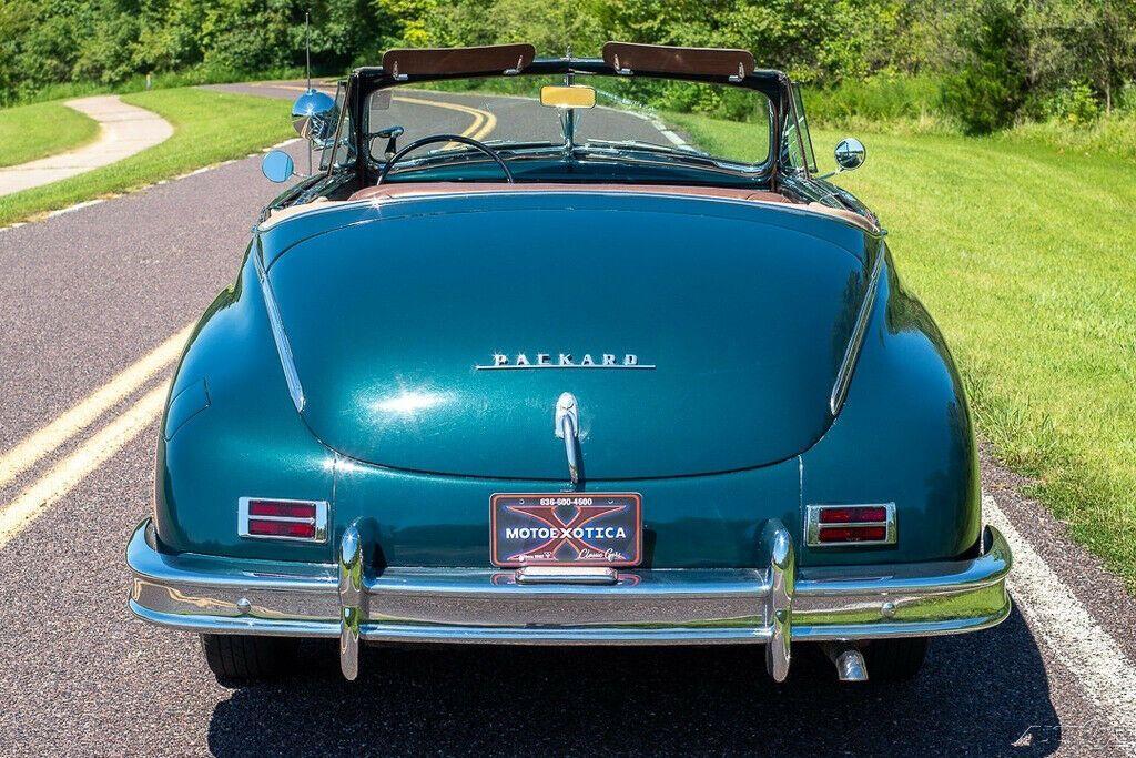 1949 Packard Super Eight Convertible
