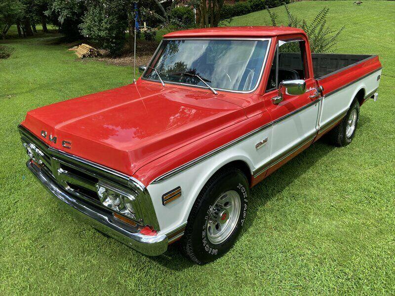 1971 GMC CE2500