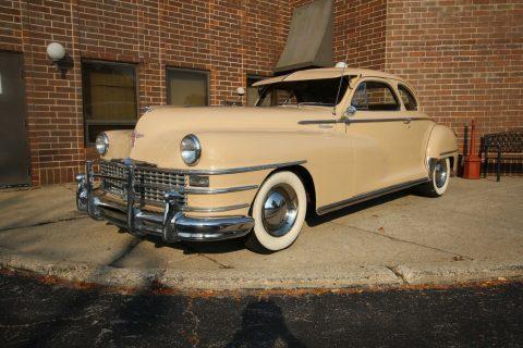 1947 Chrysler New Yorker na prodej