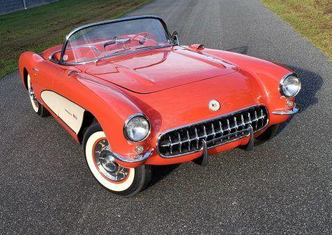1957 Chevrolet Corvette na prodej