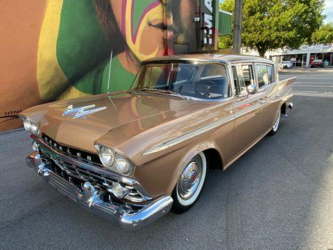1959 Nash Rambler na prodej