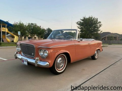 1961 Studebaker Lark na prodej