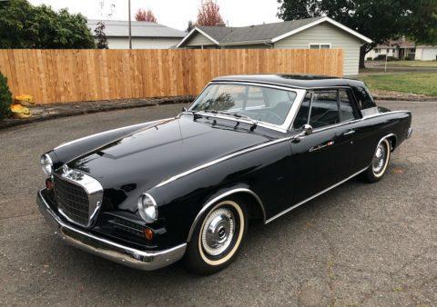 1963 Studebaker Gran Turismo na prodej