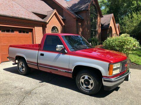 1991 GMC Sierra 1500 na prodej
