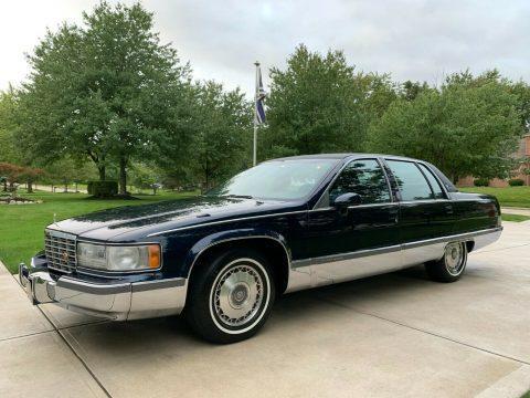 1993 Cadillac Fleetwood Brougham na prodej