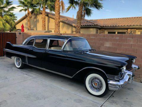 1957 Cadillac Series 75 Fleetwood Limousine na prodej