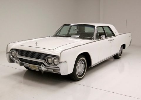 1961 Lincoln Continental na prodej