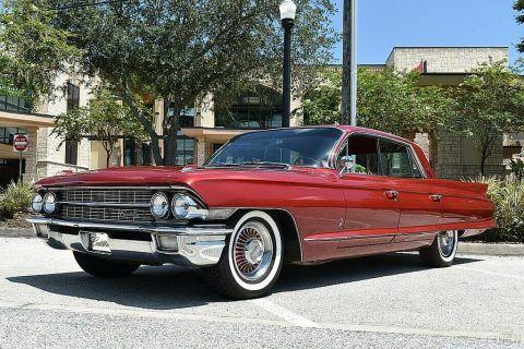 1962 Cadillac Fleetwood na prodej
