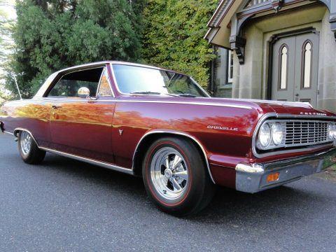 1964 Chevrolet Chevelle SS na prodej