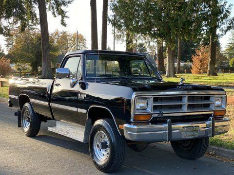 1990 Dodge W250 na prodej