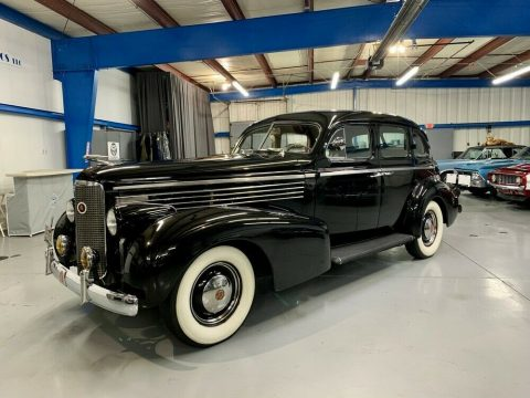 1938 Cadillac Series 50 LaSalle na prodej