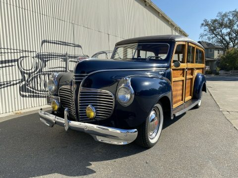 1941 Plymouth Special Deluxe na prodej