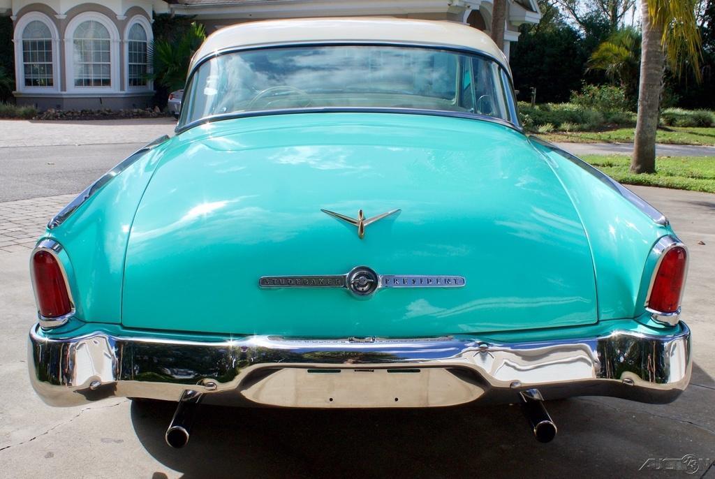 1955 Studebaker President