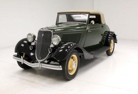 1933 Ford Cabriolet na prodej
