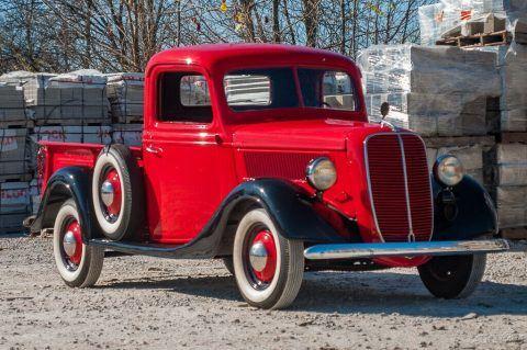 1937 Ford Pickup na prodej