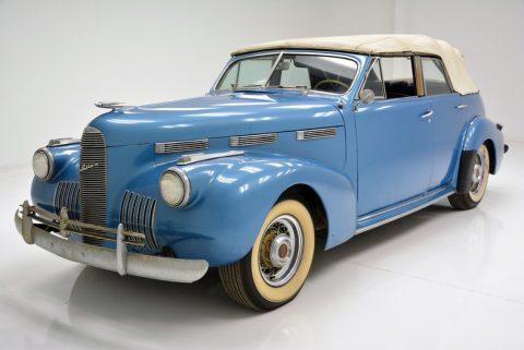 1940 LaSalle Convertible na prodej