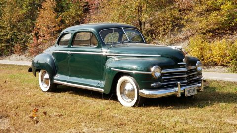 1947 Plymouth Special Deluxe na prodej