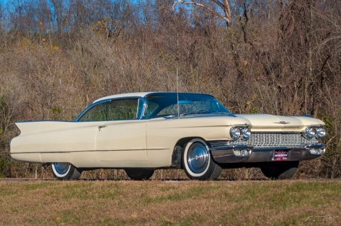 1960 Cadillac Series 62 Coupe na prodej