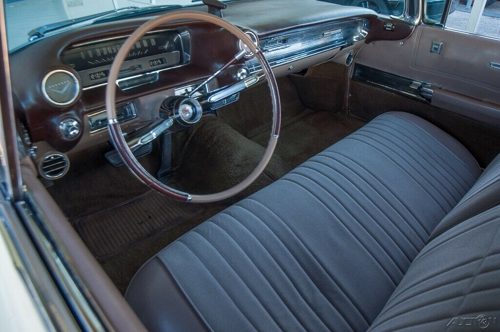 1960 Cadillac Series 62 Coupe