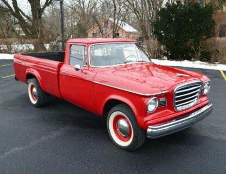 1961 Studebaker Champ na prodej
