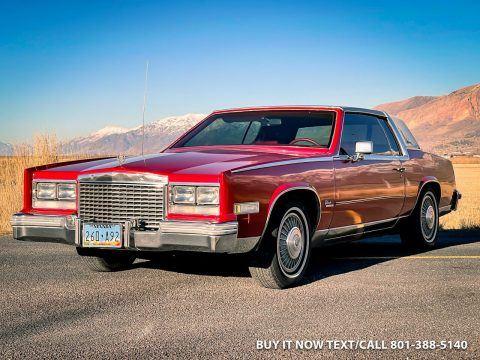 1979 Cadillac Eldorado Biarritz na prodej