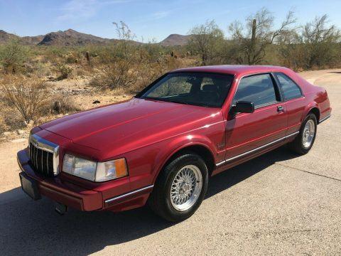1990 Lincoln Mark VII na prodej