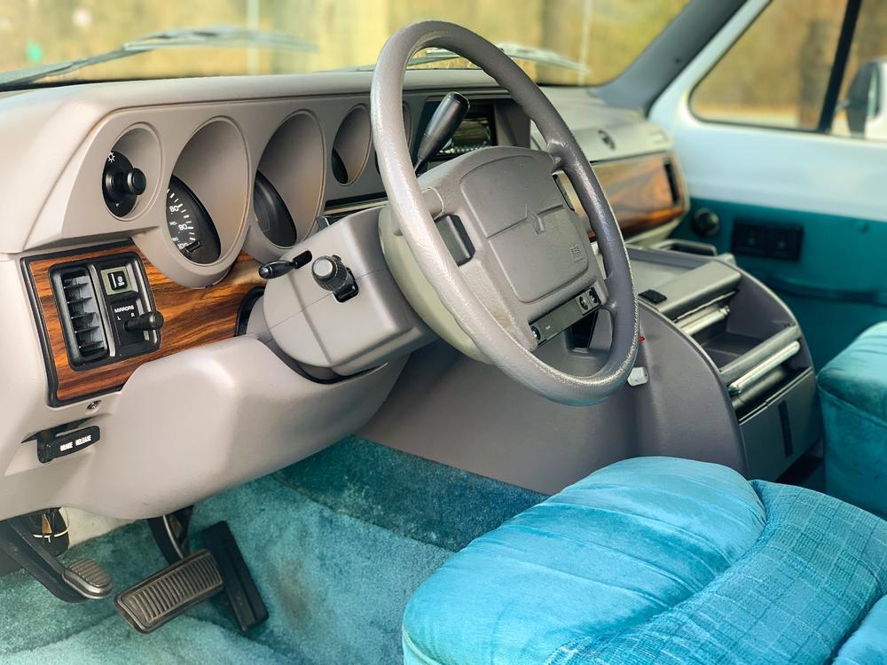 1997 Dodge B3500