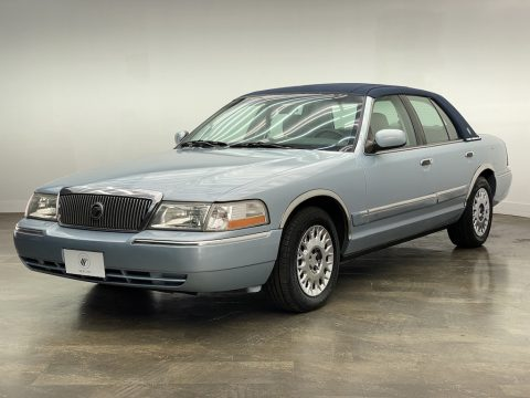 2003 Mercury Grand Marquis GS na prodej