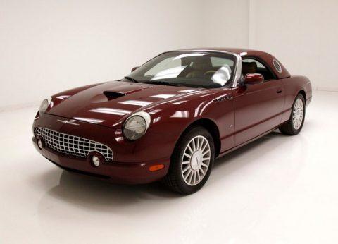 2004 Ford Thunderbird na prodej