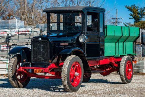 1928 International Harvester SF-34 na prodej