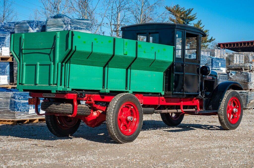 1928 International Harvester SF-34