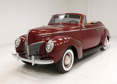 1940 Mercury Eight Convertible na prodej