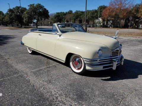1948 Packard Victoria na prodej