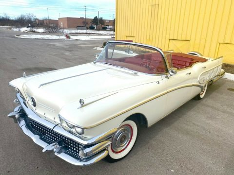 1958 Buick Limited Convertible na prodej