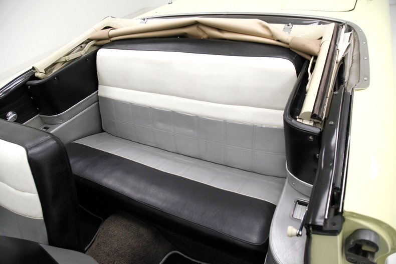 1959 Edsel Corvair Convertible