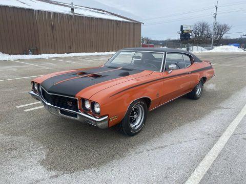 1972 Buick GS 455 na prodej