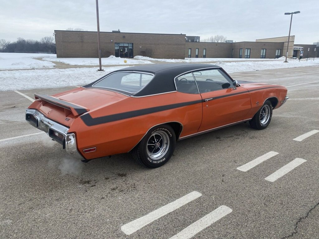 1972 Buick GS 455