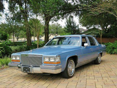 1981 Cadillac DeVille na prodej