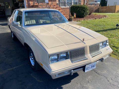 1981 Oldsmobile Cutlass Supreme na prodej