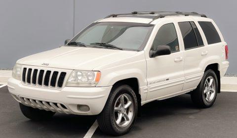 2001 Jeep Grand Cherokee na prodej