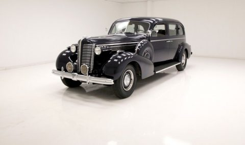 1938 Buick Limited Model 90 na prodej