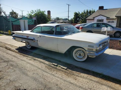1960 Chevrolet Impala na prodej