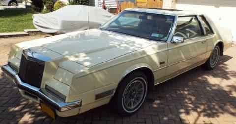 1982 Chrysler Imperial na prodej