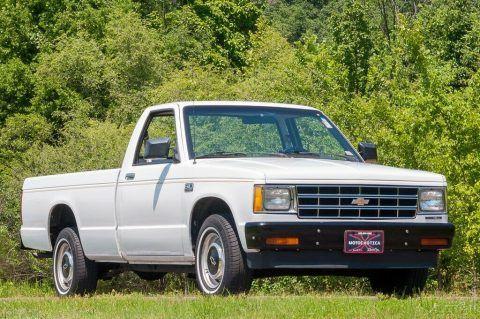 1987 Chevrolet S-10 na prodej