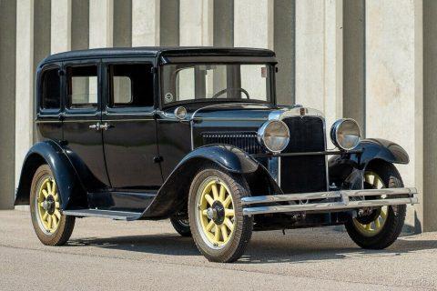 1929 Nash 420 Standard Six na prodej