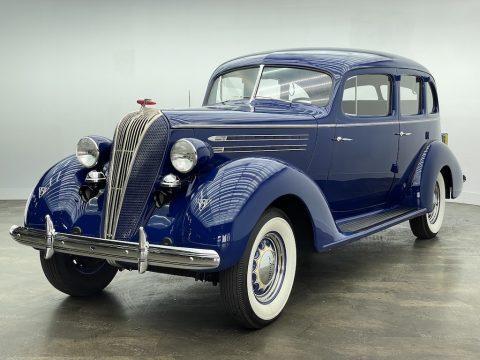1936 Hudson Deluxe Eight na prodej
