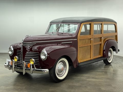 1940 Plymouth Deluxe na prodej