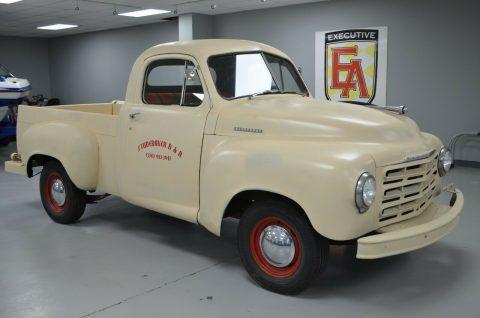 1953 Studebaker Pickup na prodej